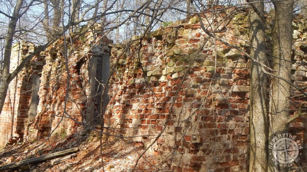 руины история находки