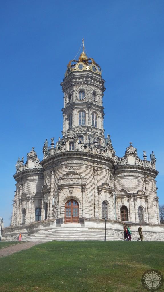 Дубровицы храм церковь