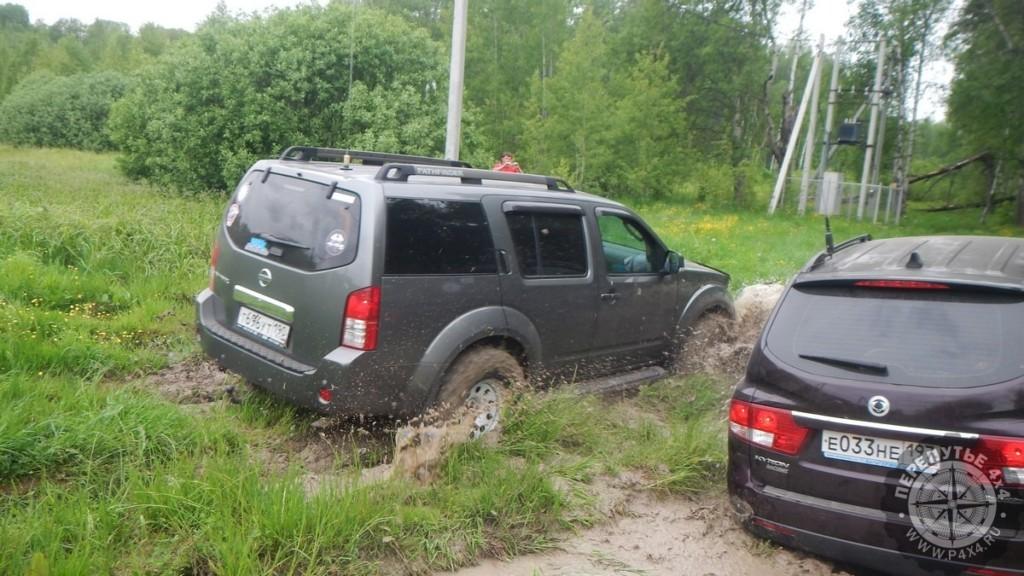 покатушки грязь джипы уазы поездки выходного дня история отдых с семьей