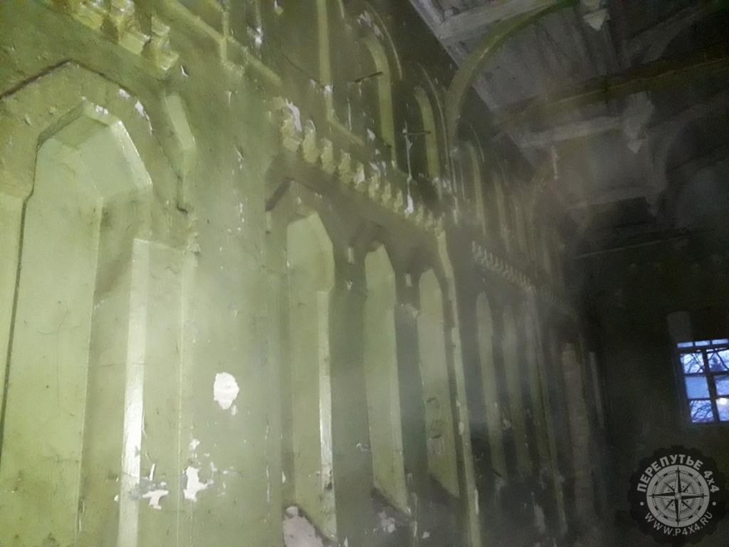 покатушки джипы 4х4 уаз нива ссанг йонг ниссан патрол оффроуд история выходные руины