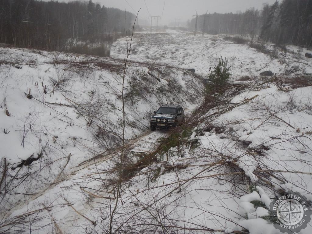 покатушки джипы уаз приключения грязь бездорожье поля лес колея история руины оффроуд