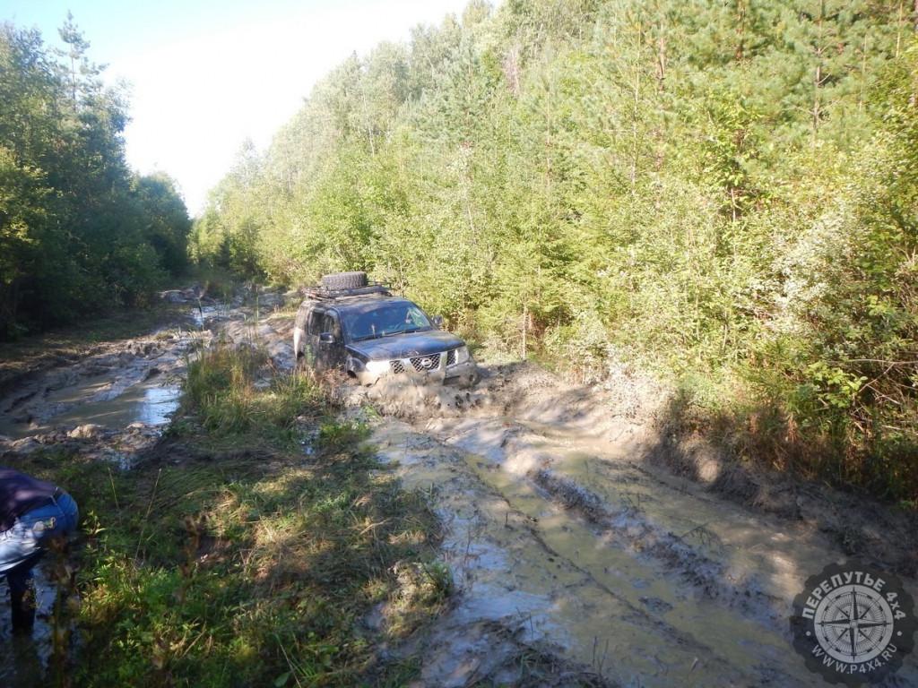 покатушки приключения грязь бездорожье перепутье 4x4 туризм оффроад offroad