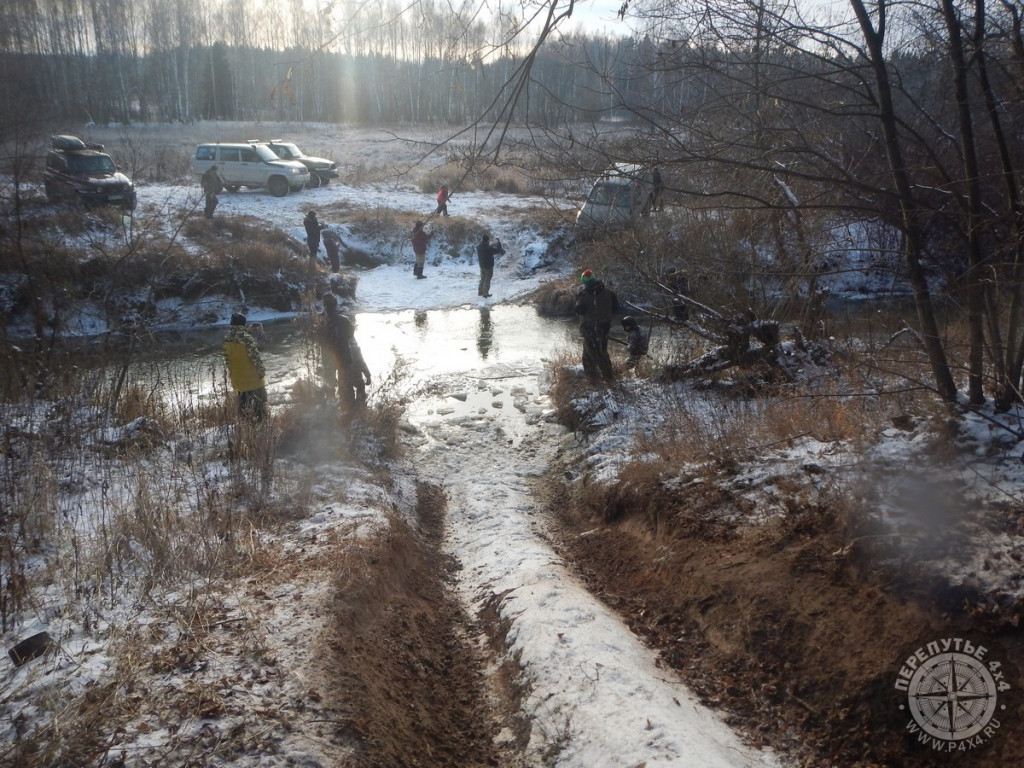 покатушки трофи кураж перепутье 4x4 оффроуд грязь бездорожье туризм лес