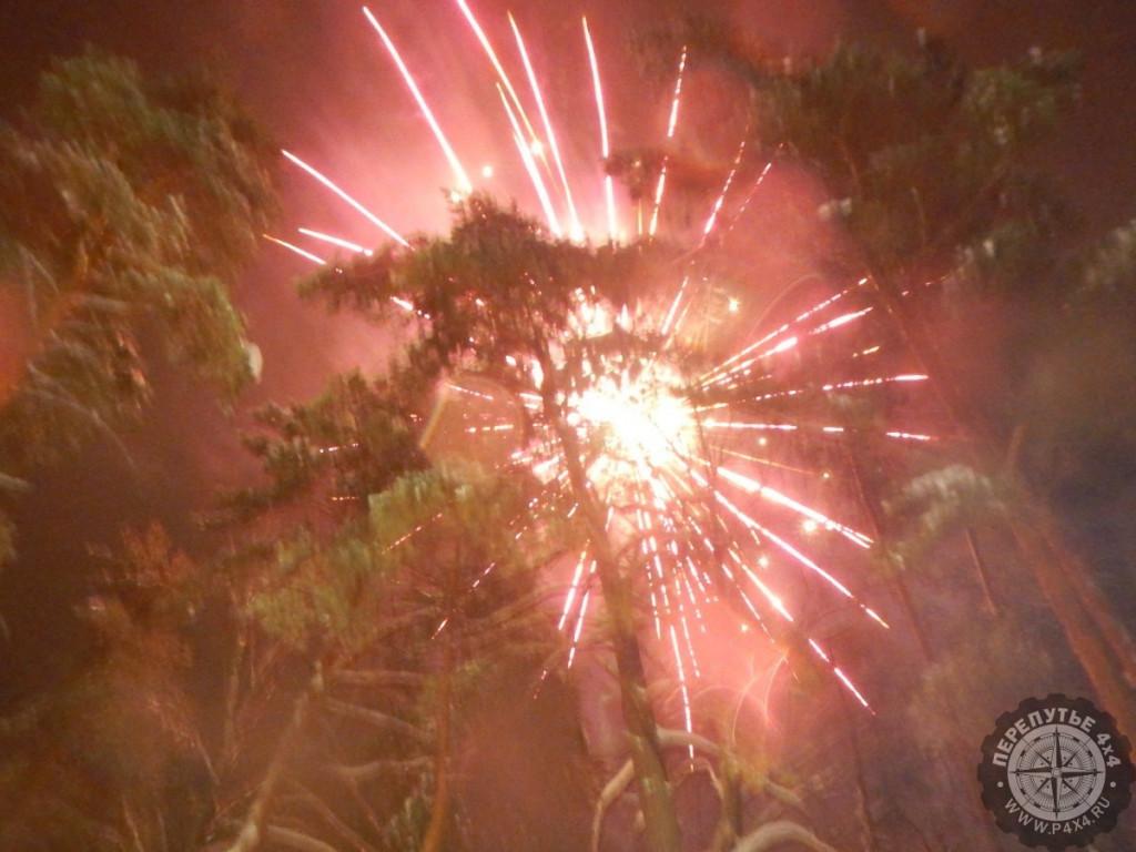 Новый год покатушки джипы оффроуд бездорожье перепутье